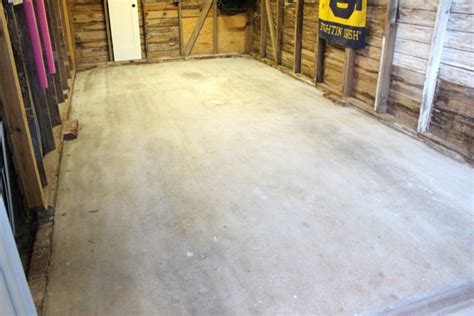 garage floor paint still sticky how to strip concrete sealer checking in with chelsea