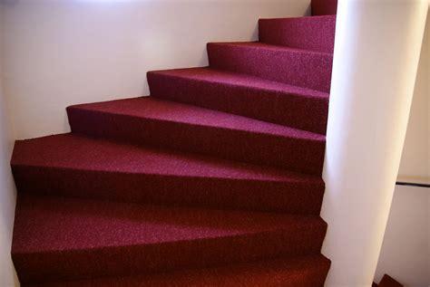 pose de moquette sur escalier services nos services