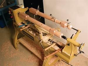 Powermatic 1352001 Model 3520B 20x35-Inch Wood Lathe with