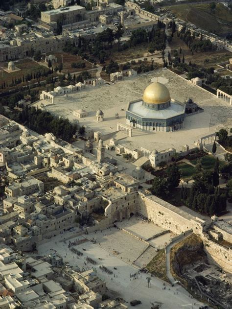 temple mount national geographic society