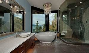 Big Chandeliers For Your Bathroom Decor Inspiration And