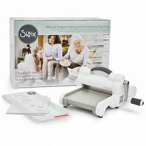sizzix big shot die cutting machine hobbycraft With craft machine that cuts out letters