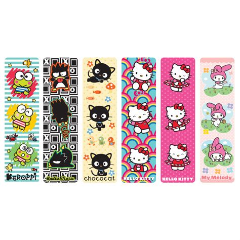 Cool School Supplies Hello Kitty® & Friends Bookmark