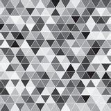 Seamless Triangle Pattern Background Texture Stock