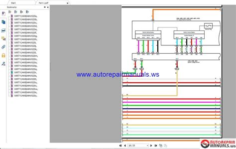 2013 Highlander Wiring Diagram by Toyota Lexus 2018 Electrical Wiring Diagram Cd Auto