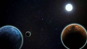 Planets with Moon by MacAndyIsTheCoolest on DeviantArt