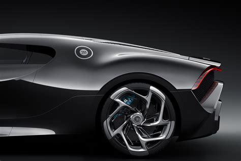 COACHBUILD.COM - Bugatti La Voiture Noire 2019