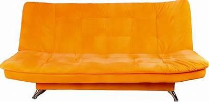 Sofa Orange Decorate Mad Way Pngimg