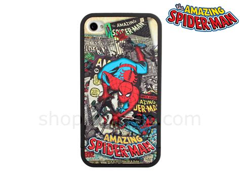 iphone  marvel comics heroes spider man phone case