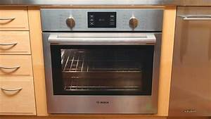 Bosch 500 Series Convection Wall Oven