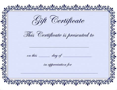 Free Certificate Templates For Word by Free Award Certificate Templates For Word Pacq Jpg Best