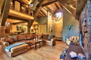 interior design mountain homes rustic interior archives 4betterhome
