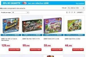 Www Auchan Fr Espace Carte Fidelite : lego 25 pourcent sur la carte de fidelit sur ~ Dailycaller-alerts.com Idées de Décoration