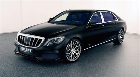 Brabus Maybach 900 Rocket by Brabus Mercedes Maybach Rocket 900 La Limousine Missile