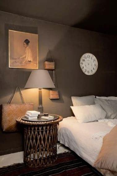 deco chambre taupe et chambre taupe et couleur idées déco ambiance