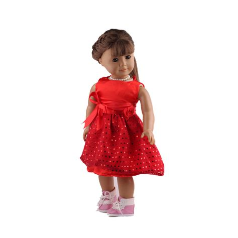 2016 18inch american doll clothes dress american