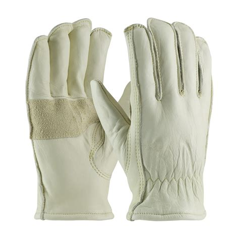 Cowhide Leather Gloves by Premium Cowhide Fleece Lined Leather Gloves Insulated