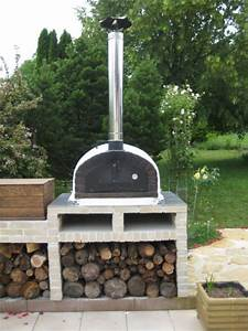 Thermometre Four A Bois : four bois pour jardin brazza 100cm ~ Dailycaller-alerts.com Idées de Décoration