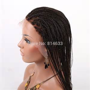 keratin tip extensions black women cornrow braid wig glueless lace front wigs 1b