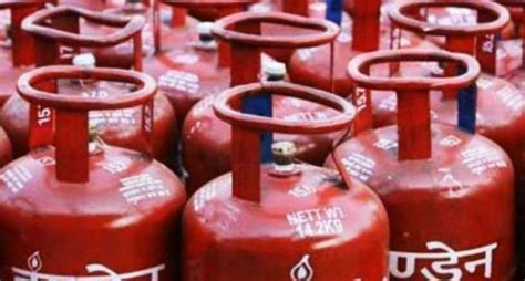 LPG Cylinder: Gas cylinders will not be available in these ...