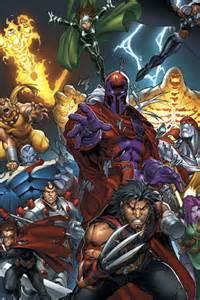 Marvel Comics Phone Wallpaper