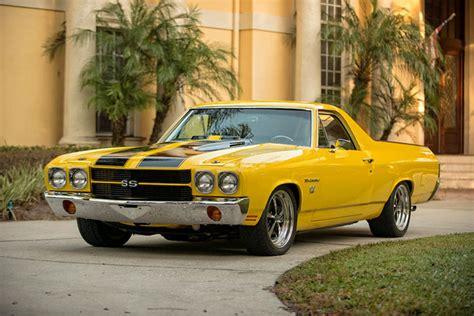 1970 Chevrolet El Camino Ss 396  Muscle Car