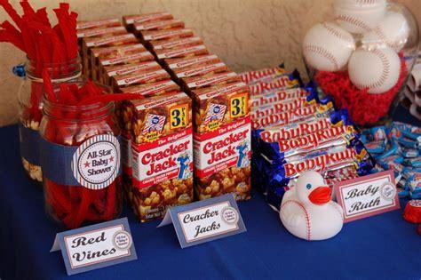 Baby Shower Baseball Theme Decorations - printable all baseball baby shower decoration mega