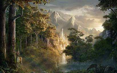 Fantasy Nature Wallpapers Pixelstalk