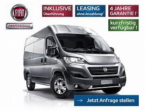 Fiat Ducato Leasing : transporter leasing finanzierung fiat professional ~ Kayakingforconservation.com Haus und Dekorationen