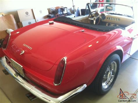 1961 250 Gt California For Sale by 1961 California 250 Gt