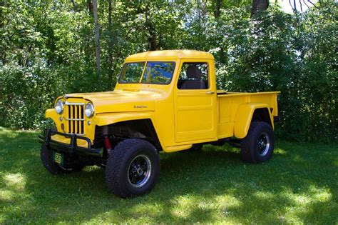 jeep willys pickup  sale  columbus wisconsin  car