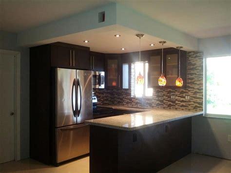 condo kitchen cabinets condo in miami black cabinets