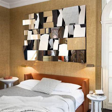 mirroir chambre décoration chambre miroir