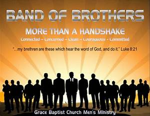 Band of Brothers Men's Ministry | Grace Baptist Church