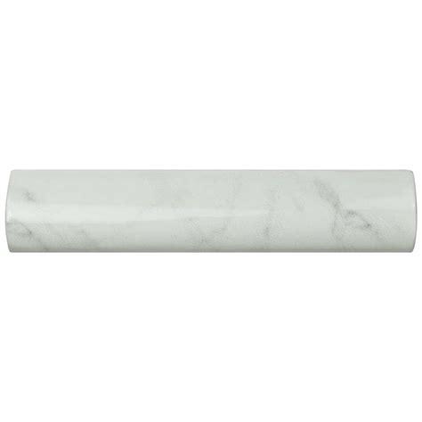 ms international carrara white 3 4 in x 12 in polished
