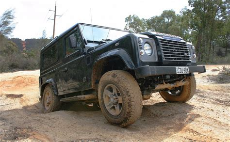 defender jeep 2016 2016 land rover defender 90 review loaded 4x4