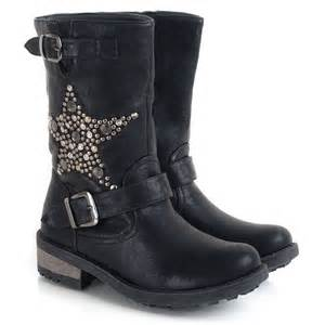 womens boots wholesale uk daniel biker s flat biker boot
