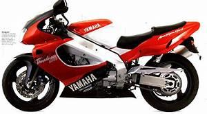Yamaha Yzf100r Thunderace