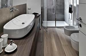 Parkett Auf Fliesen : parkett im badezimmer worauf sie achten sollten ~ Markanthonyermac.com Haus und Dekorationen
