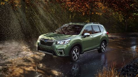 subaru forester revealed   york international