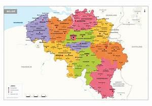 Heloohaloo  25 Het Beste Landkaart Belgie