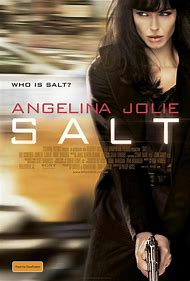 Angelina Jolie Salt Movie