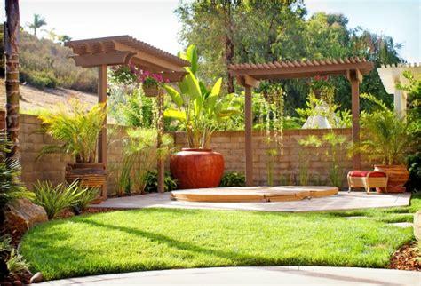 ideas   garden   mediterranean landscape design