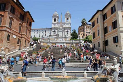 piazza  spagna spanische treppe