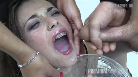 Sexy Girl Forced Cum Loads Eating ThisVid Com