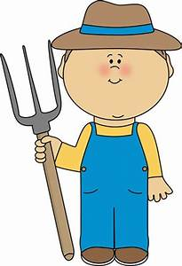 Farmer boy from MyCuteGraphics   Farm Clip Art   Pinterest ...