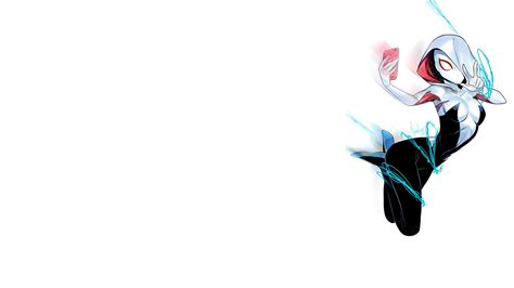 Spider-Gwen Full HD Wallpaper and Background Image