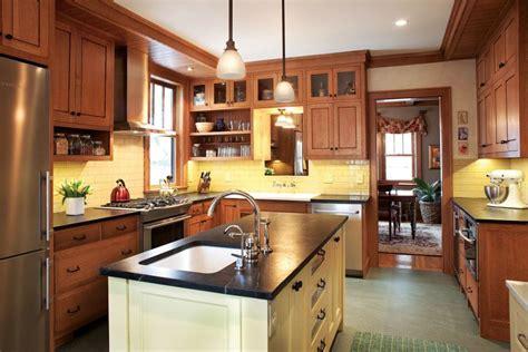 kitchen design minneapolis a minneapolis kitchen remodel captures the true craftsman 1272