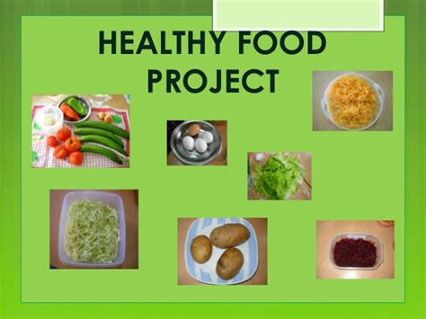 n駮n cuisine healthy food project