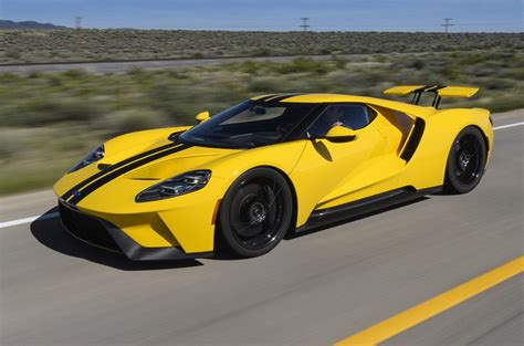 Ford Gt by Ford Gt Review 2017 Autocar